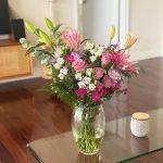 hoa brie để bàn
