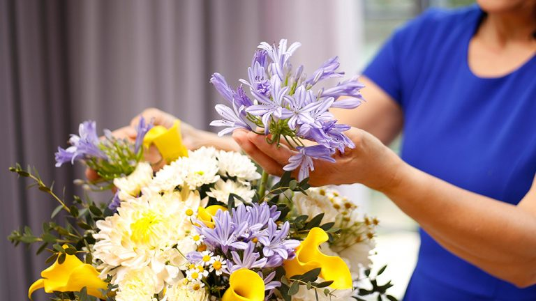 5 creative things to do with an old bouquet